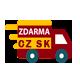 Při objednávce tohoto produktu doprava po celé ČR a SK ZDARMA!