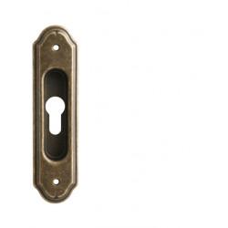 FO - PIBS - PZ/S otvorem, OBA - Antik bronz