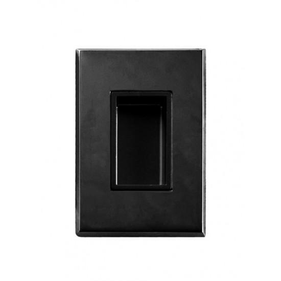 TI - 2649, BOC - černý lesklý chrom/vanička černý epox