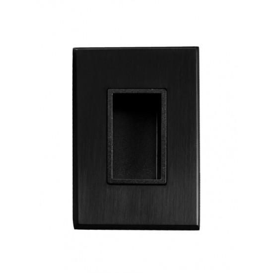 TI - 2649, BS - černá mat/vanička černý epox