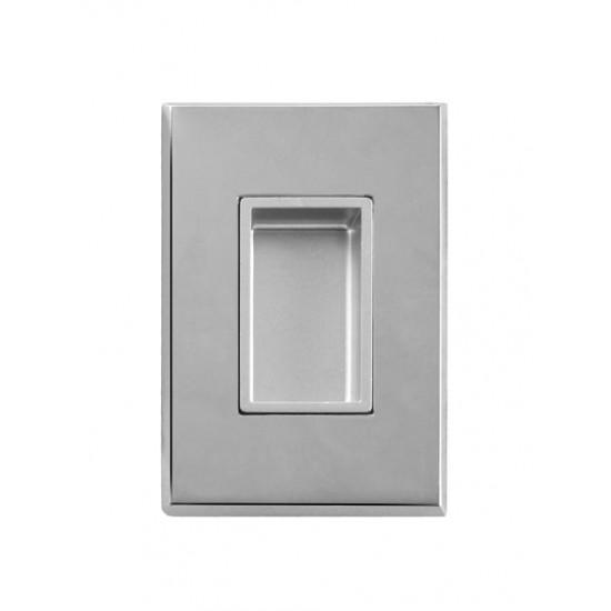 TI - 2649, OC - Chrom lesklý / vanička stříbrný epox