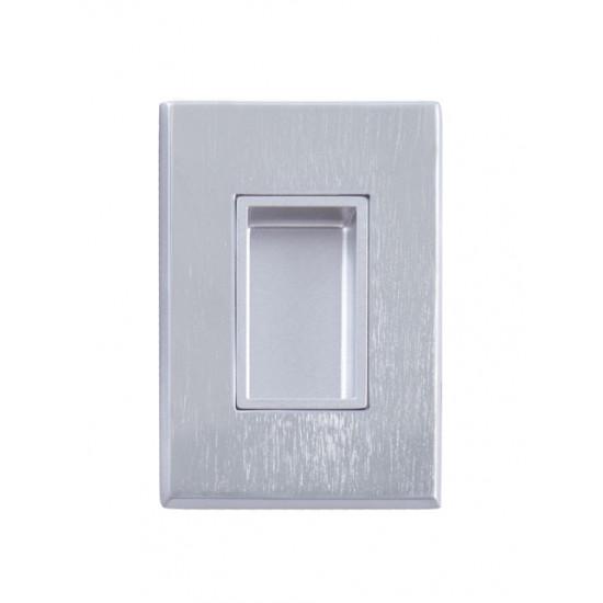 TI - 2649, OCS - Chrom broušený / vanička stříbrný epox