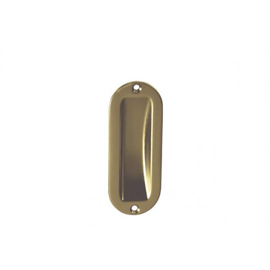 UC - 981 Hliníková mušle malá, MP4 - bronz elox