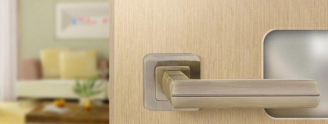 Jaké varianty dveřního kování existují