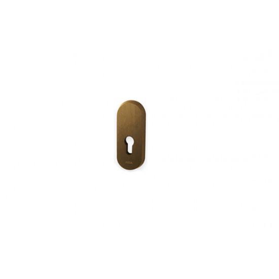 Přídavná bezpečnostní rozeta BETA 2, F4 - bronz elox