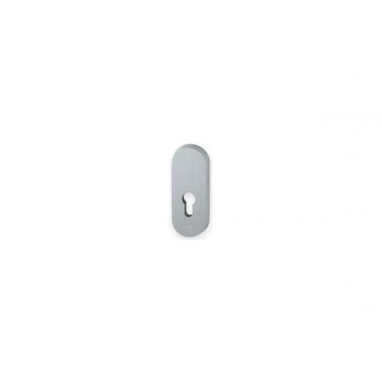 Přídavná bezpečnostní rozeta BETA 2, F6 - inox elox