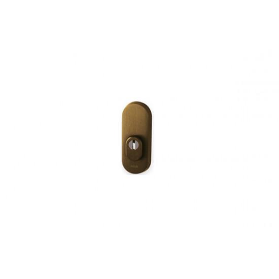 Přídavná bezpečnostní rozeta PLUS BETA 2, F4 - bronz elox